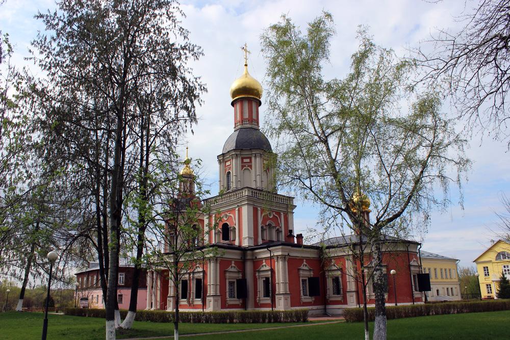 Свиблово храм