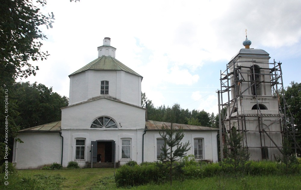 Троицкий храм 2018