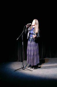 Благотворительный концерт в Московском театре русской драмы