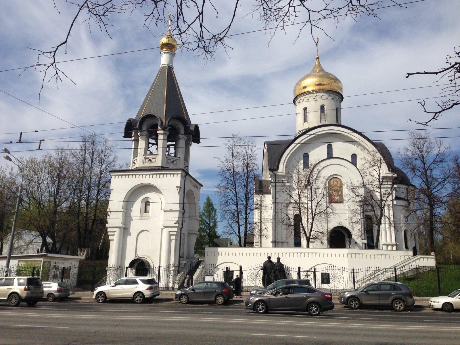 Храм Котловка