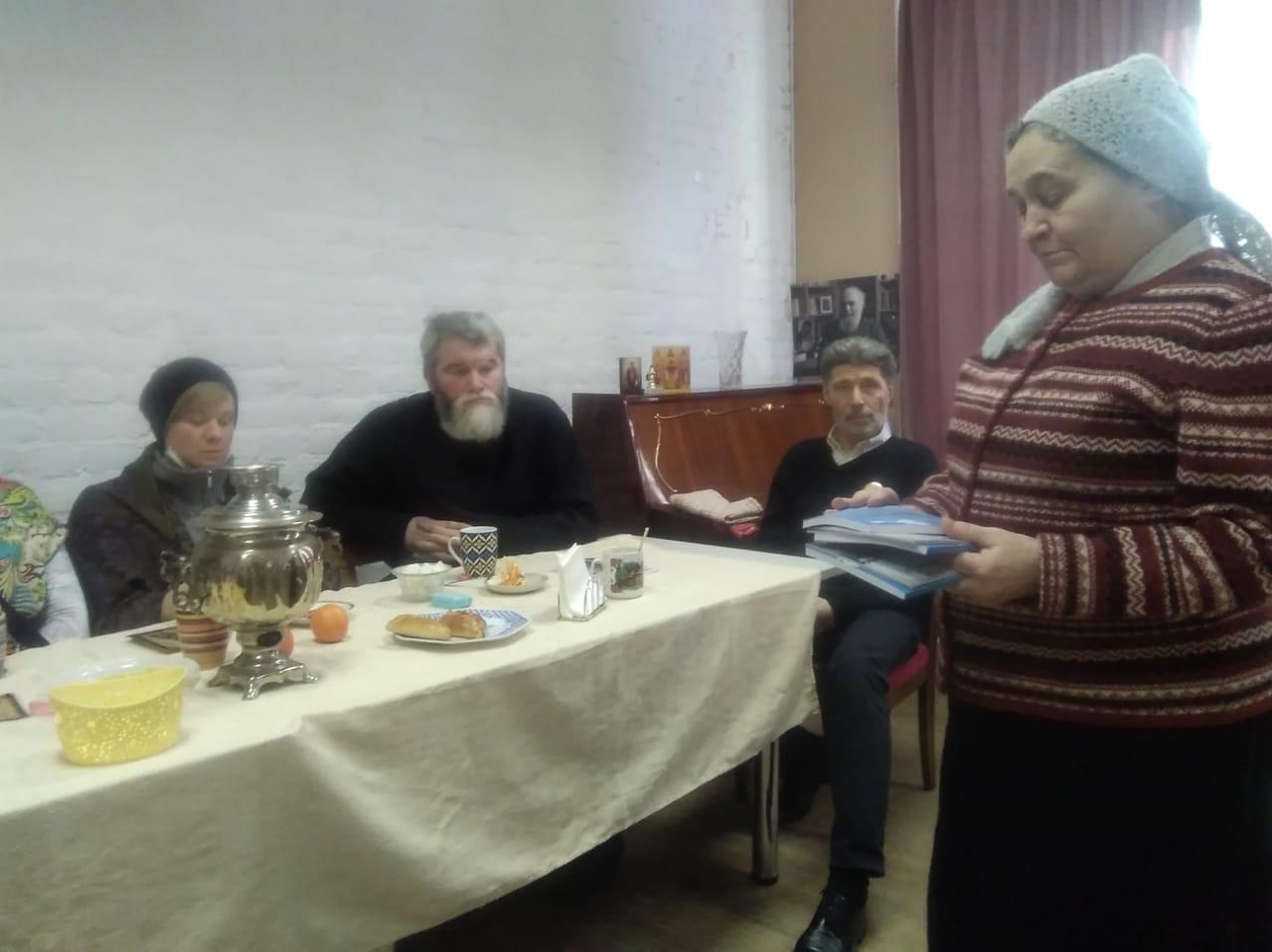 Семейный клуб трезвости в Санкт-Петербурге