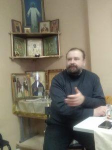 протоиерей Сергий Попов