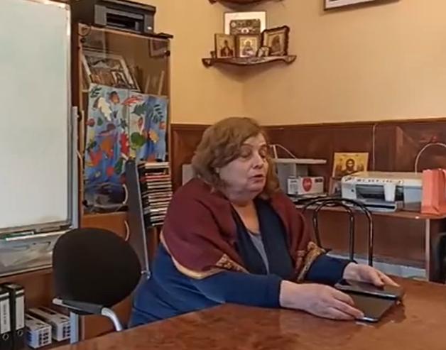 Елена Иконникова семейный сценарий