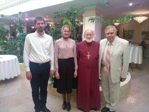 VI Всероссийский Съезд православных врачей России