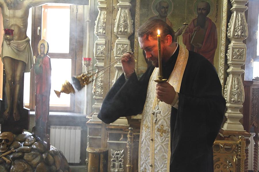 священник Алексий Авдюшко