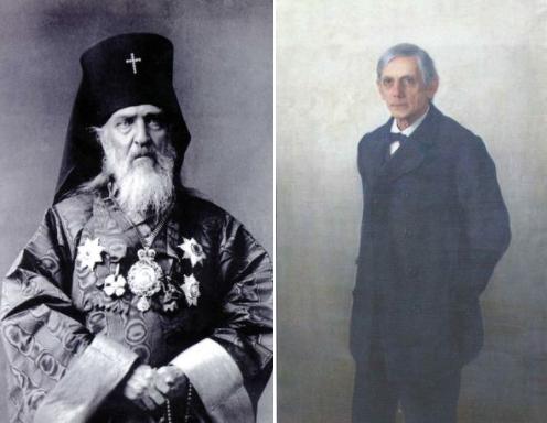 Николай Японский Сергей Рачинский